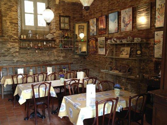 Chateau de Balleroy: Le Salon de thé