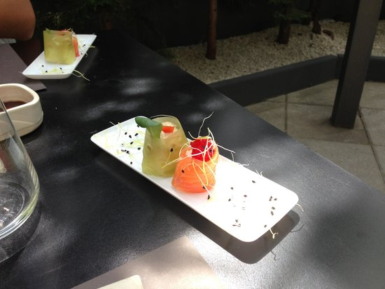 shizen japanese & oriental cuisine: Piatti buoni e bello da vedere