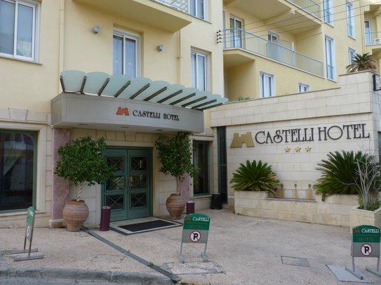 Castelli Hotel: Entrata Hotel