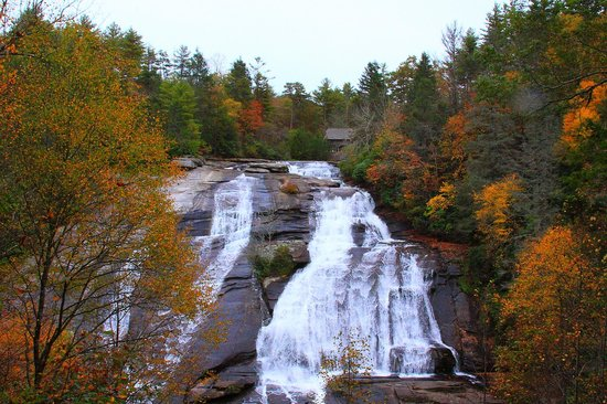 Cedar Mountain, NC: Falls at Dupont