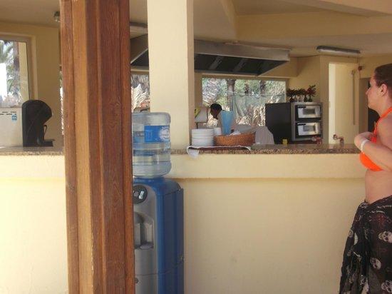 Hotel Marhaba : pool bar