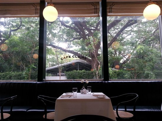Oriental Residence Bangkok: Cafe Claire