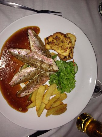 Le Jaenzan Restaurant: Baby Red Snapper-Very Delicious!!!