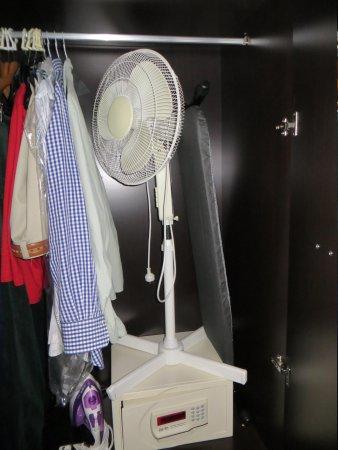 Lenna of Hobart: fan in our wardrobe