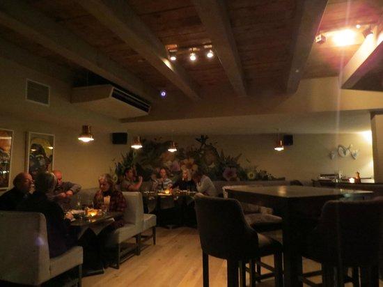 La Rumbla: The restaurant