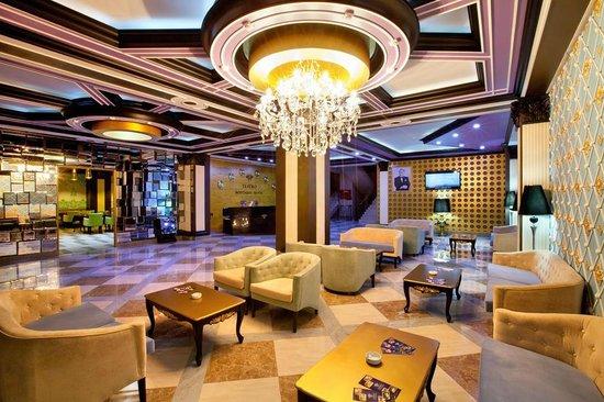 Lobby picture of teatro boutique hotel baku tripadvisor for Boutique hotel 8eme