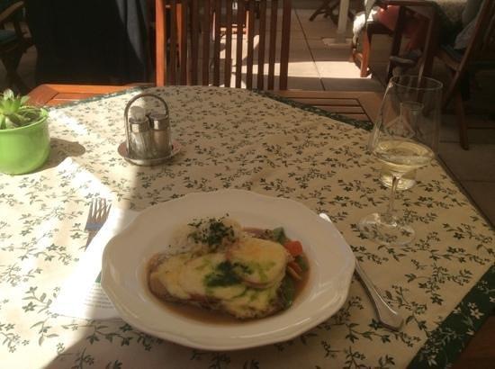 Hotel Restaurant zur Post: Hauptspeise