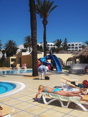 Hotel Marhaba: children's pool