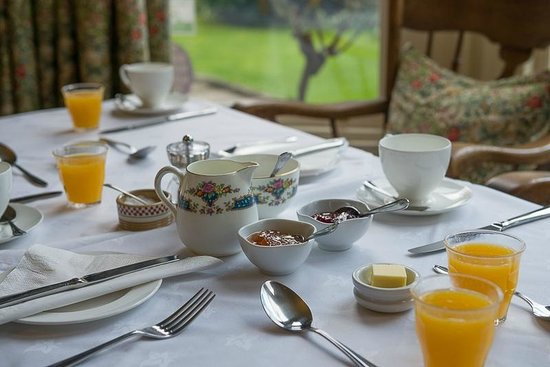 Ravenhill Guesthouse : in the breakfast room