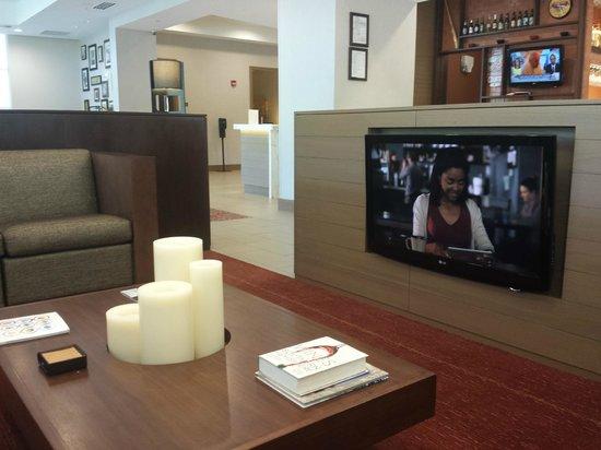 HYATT house Atlanta/Cobb Galleria: Lobby