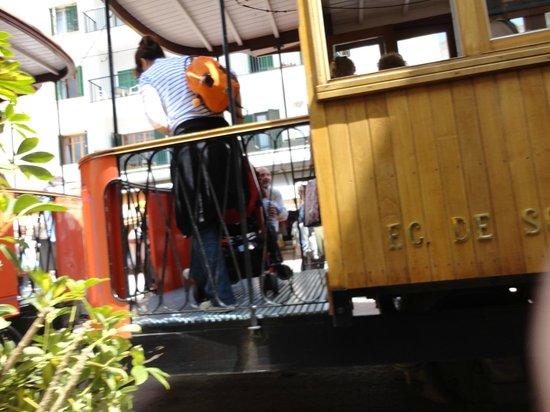 Ferrocarril de Soller : Tranvía