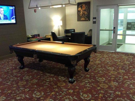 HYATT house Atlanta/Cobb Galleria: Rec. Room