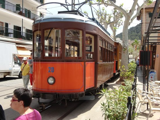 Ferrocarril de Soller : Tranvía de Sóller