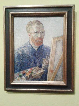 Van-Gogh-Museum: ВанГог