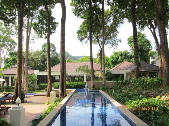 Chang Buri Resort and Spa: Hotel grounds