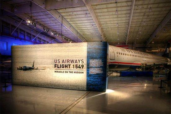 Carolinas Aviation Museum: Miracle On The Hudson