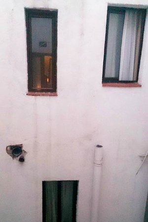 Rialto Hotel: view