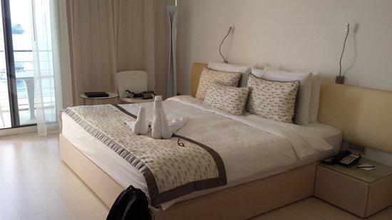 Kempinski Hotel Aqaba Red Sea : Rommet