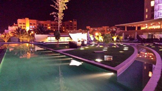Kempinski Hotel Aqaba Red Sea : bassenget