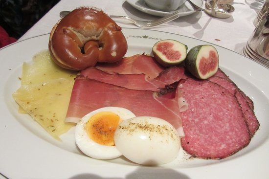 The Delaunay: Viennese breakfast