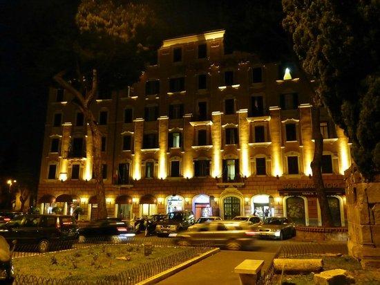 SHG Hotel Porta Maggiore: L'hôtel