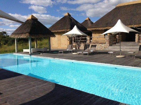 Kapama River Lodge: Area do SPA