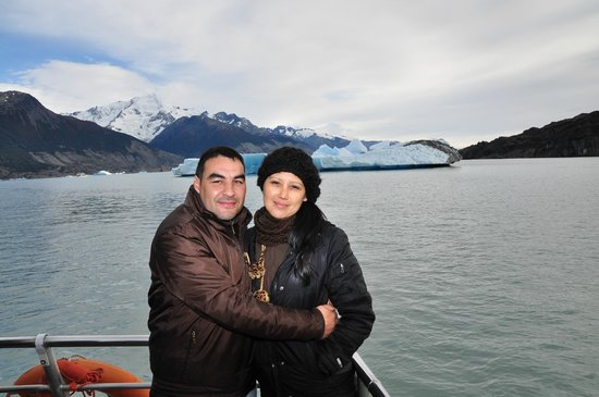 Estancia Cristina: Navegando