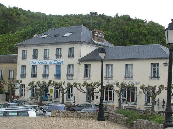 Hotel Les Bords De Seine La Roche Guyon