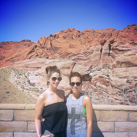 Pink Jeep Tours Las Vegas : Red Rock Canyon