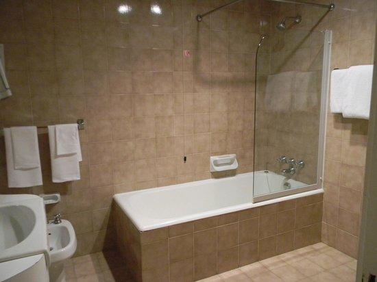 Hotel Bristol Palace : ванная комната