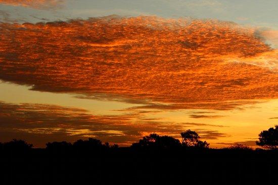 Bullara Station Stay : sunset in bullara