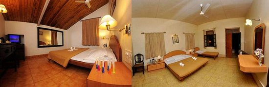 Radha Cottage: Bedroom