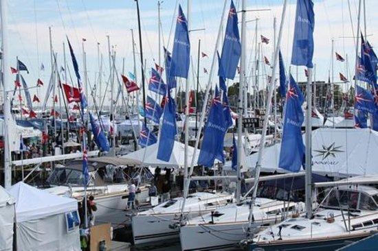 SpringHill Suites Annapolis: US Sailboat Show
