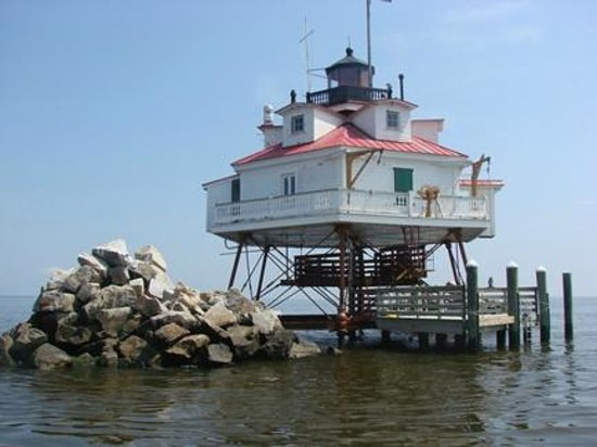 SpringHill Suites Annapolis: Thomas Point Lighthouse