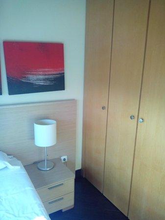 Valencia Rental : Apartamento 2 habitaciones.Habitación Individual