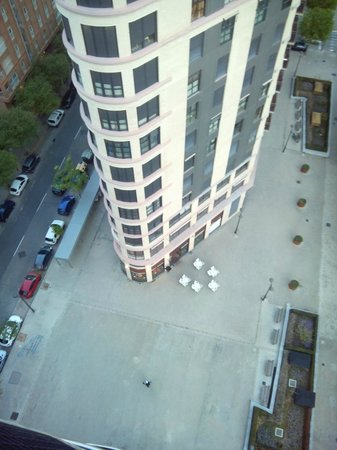 Valencia Rental : Vistas desde el piso 13