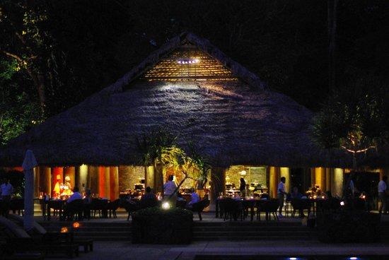 The Datai Langkawi : Beach club Dining