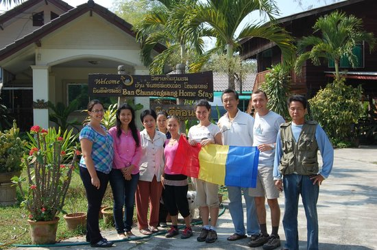 Ban Chunsongsang Home Stay: A great family!