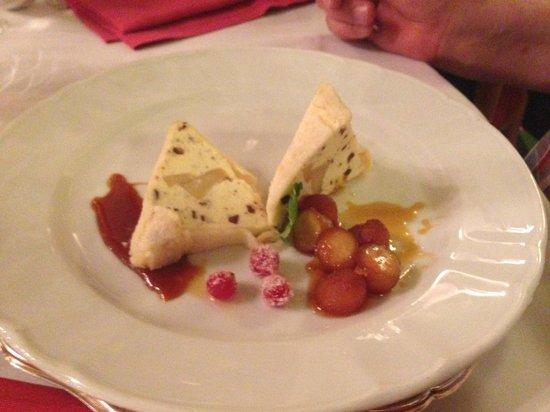 Den Gamle Kro: Den delikate dessert