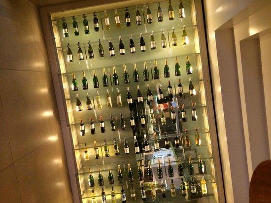 The Albus : Hall/bar