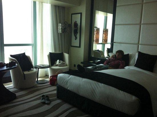 Sofitel Abu Dhabi Corniche: Supérior room