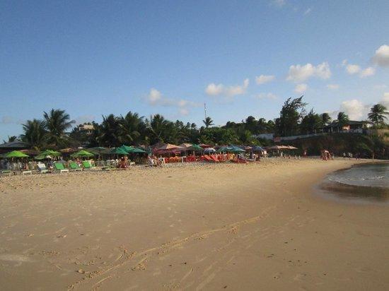Praia Tibau do Sul: tibau do sul-rn   out/13