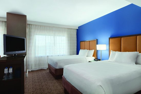 Hyatt Regency Dulles: Double Double Exec Suite