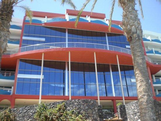 Hotel R2 Pajara Beach Hotel & Spa: reception