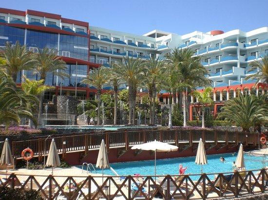 Hotel R2 Pajara Beach Hotel & Spa: complexe