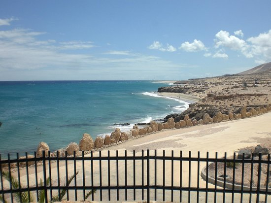 Hotel R2 Pajara Beach: vue de l'hotel