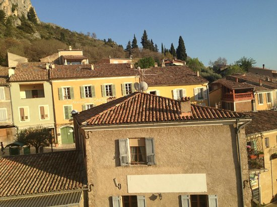 Le Relais: View from the room