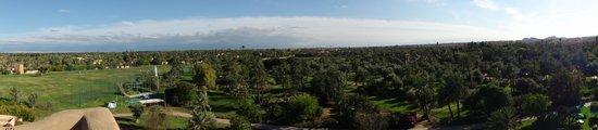 Club Med Marrakech La Palmeraie : vue globale