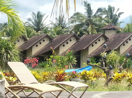 Hôtel Uyah Amed & Spa Resort : Bungalows