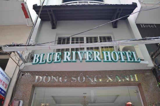 Blue River Hotel: Accueil 2